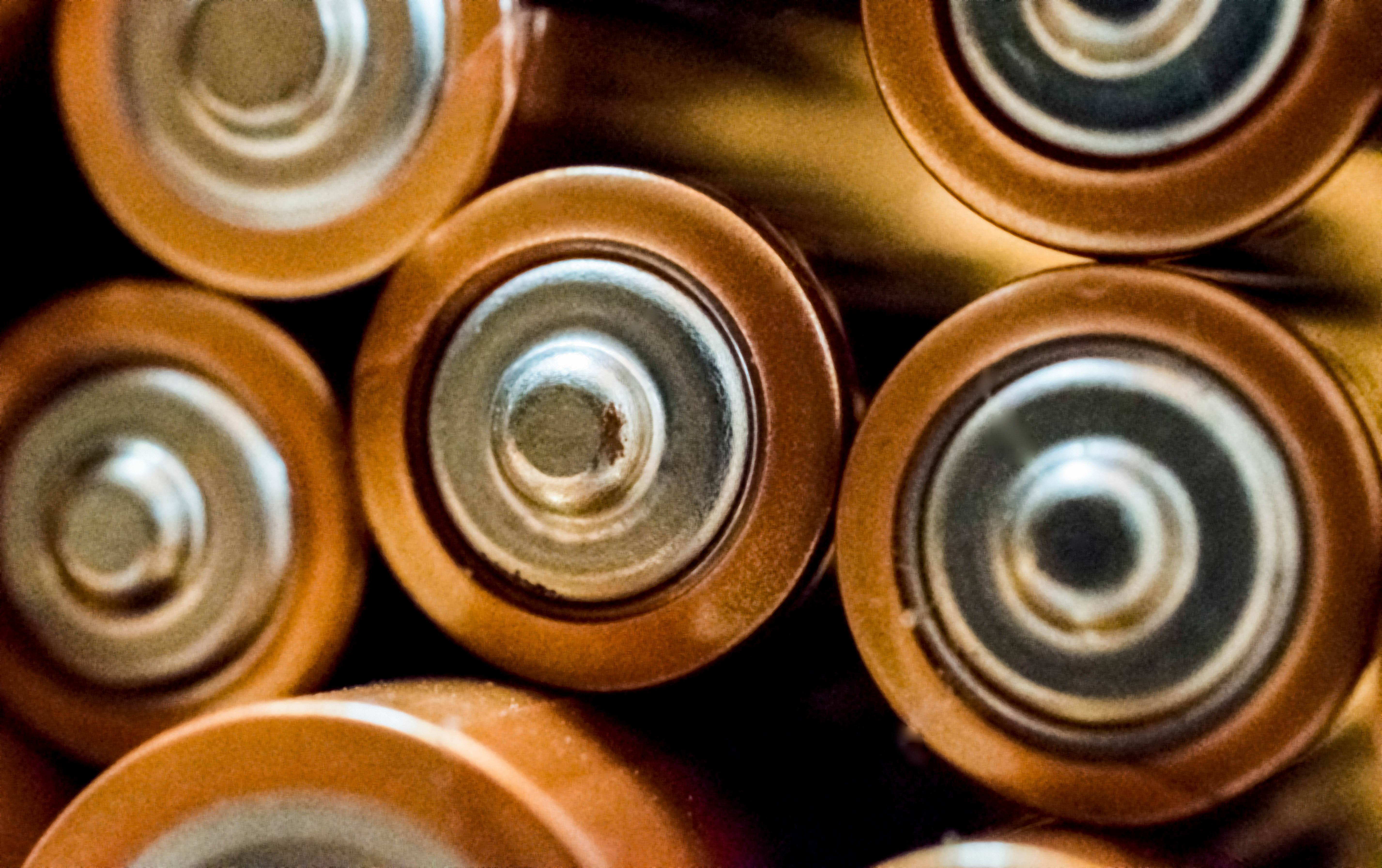 Handla batterier på nätet