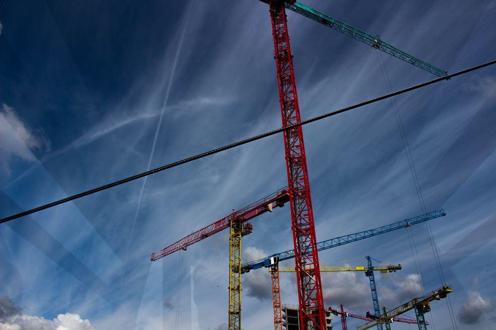 Hyr maskiner till ditt byggprojekt