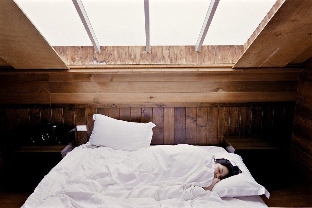 Hur sover du egentligen?